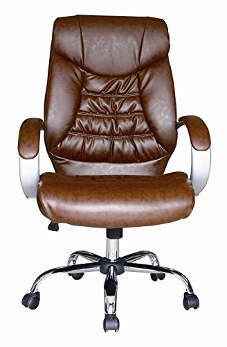 Lujosa silla de escritorio de oficina de cuerpo para for Silla de computadora