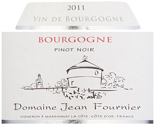 2011 Jean Fournier Bourgogne Rouge - Pinot Noir 750Ml