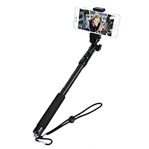 homdox selfie stick gopro and camera monopod without camera photo. Black Bedroom Furniture Sets. Home Design Ideas