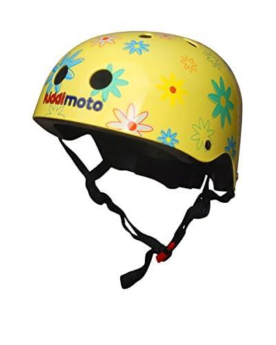 Kiddimoto Helm Kids Design Sport Flower / Blumenkind