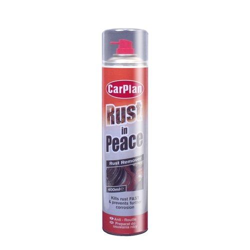 CarPlan Rust In Peace 400ml