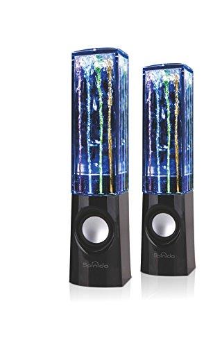 Spinido Mini Dancing Water Speaker