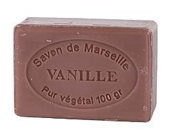 Vanilla Marseille Soap 3.5 oz