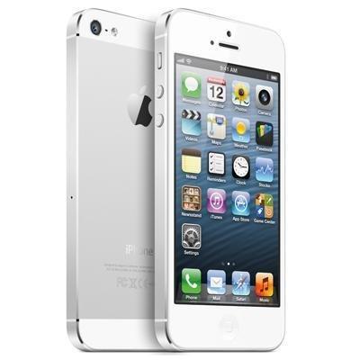 アップル iPhone5 LTE 64GB - A1429 ホワイト 海外版 SIMフリー