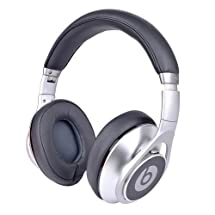 Beats By Dre Executive High Definition Active Noise Canceling Headphones-silver