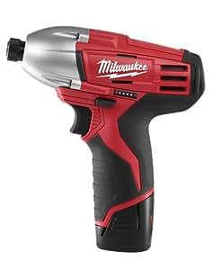 Milwaukee 2450-22 12-volt Impact Driver Kit
