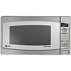 GE JES2251SJ Profile 2.2 Cu. Ft. Stainless Steel Countertop Microwave Oven