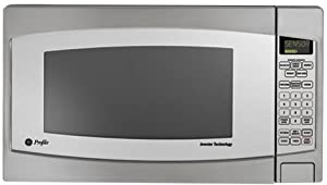 GE JES2251SJ Profile 2.2 Cu. Ft. Stainless Steel Countertop Microwave