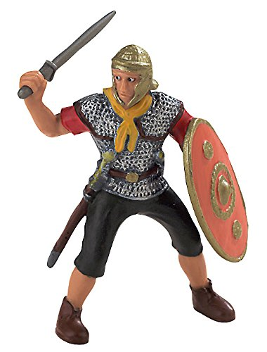 Bullyland Romans: Legionary with Sword and Shield