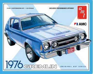 AMT 1/25 1976 AMC Gremlin Car Model Kit