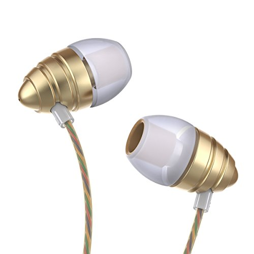 Uiisii Us90 Earphones with Microphone and Remote Control