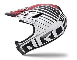Giro Remedy Bike Helmet (Black White 16 Bars, Small) by Giro