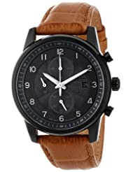 Citizen CA0335 04E Eco Drive Plated Chronograph