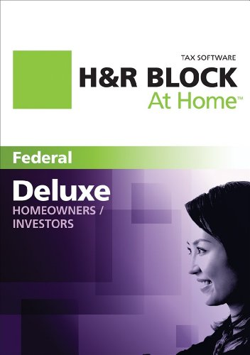 H&R Block At Home Deluxe 2011 Win [Download]