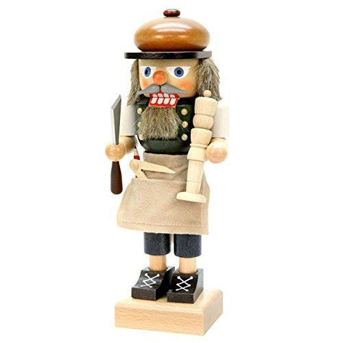 "32-652 – Christian Ulbricht Nutcracker – Wood Turner – 11″""H x 5.75″""W x 5.25″""D"
