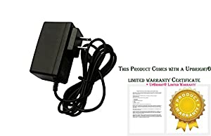 UpBright® NEW Global AC / DC Adapter For Numark NS6 4-Channel Serato Itch Digital DJ Controller and Mixer Power Supply Cord Cable PS Wall Home Charger Input: 100 - 240 VAC 50/60Hz Worldwide Voltage Use Mains PSU