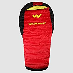 Wildcraft Ultra Lite Red 2015 Sleeping Bag