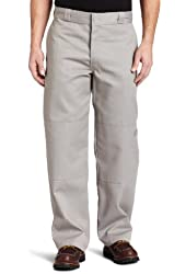 Dickies Men's Big-Tall Loose Fit Double Knee Work Pant