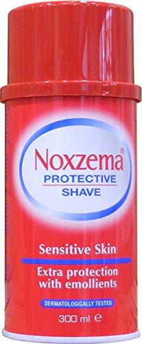 noxzema-schiuma-barba-sensitive-rossa-300-ml