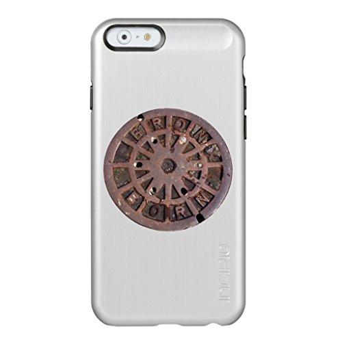 Bronx Born Manhole Cover Metal Incipio IPhone 6s Plus Case