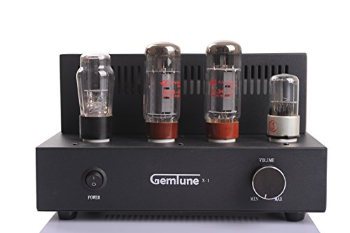 GemTune X-1 Class-A Tube Amplifier with 5Z4P*1, 6N9P*1, EL34-B*2