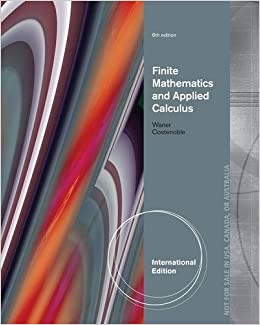 applied calculus 5th edition pdf download