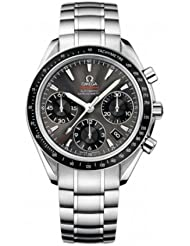 Cheap Price Omega Men's 323.30.40.40.06.001 Grey Dial Speedmaster Watch Special offer
