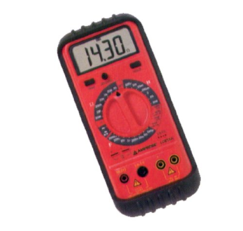 Amprobe CR50A Red and Black Component Tester