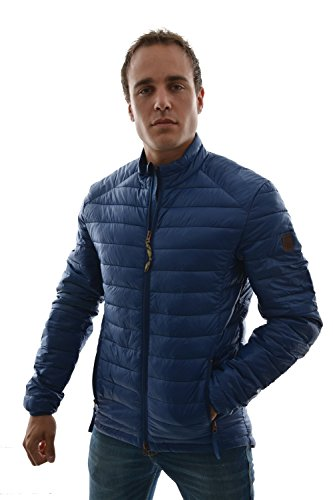 Jack And Jones Giacca jjvctrack light jacket, colore: blu blu L