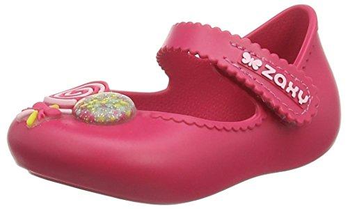 ZaxyBaby Picnic - Standing Baby scarpette da ballo Bimbe' , Rosa (Pink (Pink Lollipop)), 25 EU