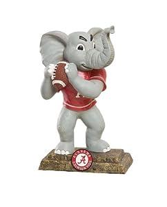 NCAA Alabama Crimson Tide Mascot Sculpture by Football Fanatics