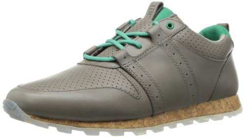 Clae Men's Mills Concrete Leather Sneaker 9 M US