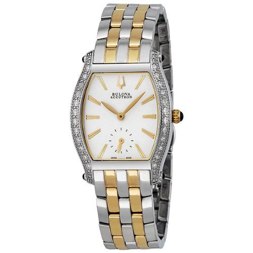 Bulova Accutron Saleya Women's Quartz Watch 65R102