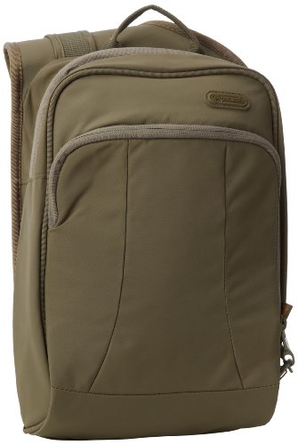 Pacsafe Luggage Metrosafe 150 GII Cross Body Sling Bag, Jungle Green, Meduim