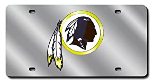 NFL Washington Redskins Laser Tag (Silver) by Rico