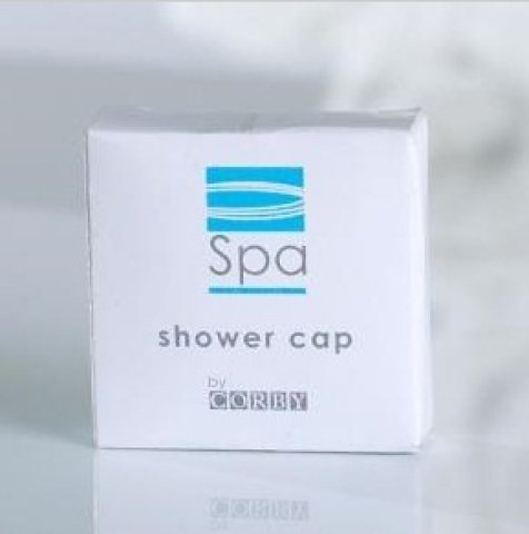 Corby Spa Shower Cap (Case Qty 200)