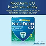 NicoDerm CQ STEP 1 - 3 Week Kit - 21 Clear 21 mg Nicotine Patches