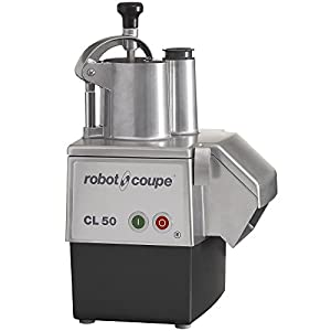 Robot Coupe (CL50) Continuous Feed Food Processor (1 1/2-HP, 120v/60/1-ph) from Robot Coupe