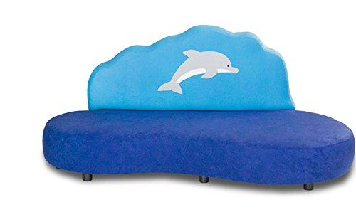Kindersofa Flipper Kids-Couch Originelles Polster-kuschelsofa für Kinder KINIC kaufen