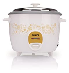 Philips Daily Collection HD3045/01 4.2-Litre Rice Cooker