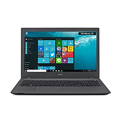 Acer Aspire E E5-573G-380S 15.6-inch Laptop (Core i3 5005U/4GB/1TB/Windows 10 Home/Nvidia GeForce 920M Graphics...