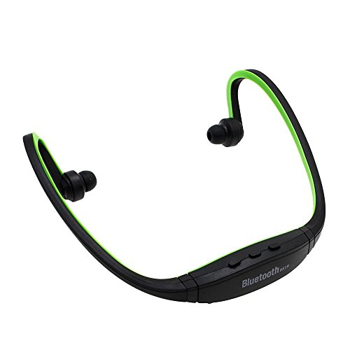 Sport-manos-libres-inalmbrica-iPhone-SE-Galaxy-S7S7-edge-auricular-Bluetooth-40-color-verde