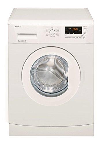 Beko-WMB91430-Autonome-Charge-avant-9kg-1400trmin-A-Blanc-machine--laver-machines--laver-Autonome-Charge-avant-A-B-Blanc-Ambre
