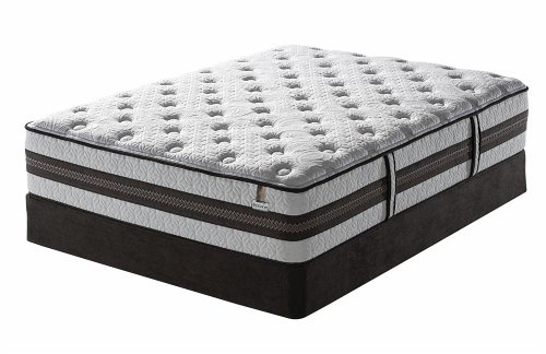 Serta Iseries Bellagio Cal King Primo Sonno Cushion Firm Set front-67206