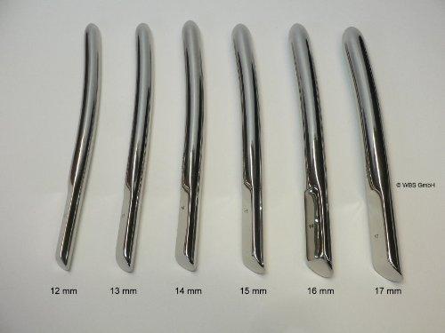 Dilatator-Bougie-StifteDilatoren-nach-HegarEdelstahl-12-17mm-1-Hegarstift-in-der-gewhlten-Gre-von-medtech3000