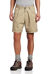 Kahala Men's Kimo Half Waist Elastic Pleated Short