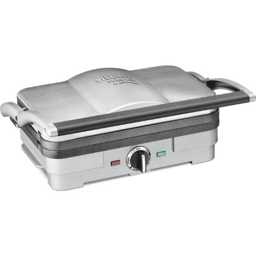 Cuisinart Gr-35 Griddler Compact