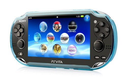 CAPDASE ソフトジャケット for PlayStation Vita(Tinted.Blue) SJSYPSV-P203
