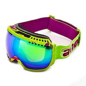 Anon Comrade Snowboard Goggles Pop