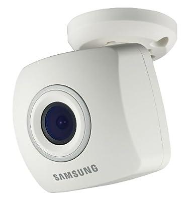SAMSUNG Techwin Security Surveillance CCTV Camera SCB-2010 High Resolution Mini Small Compact Box Camera Day & Night Weatherproof Network IR Indoor CCTV Security Camera
